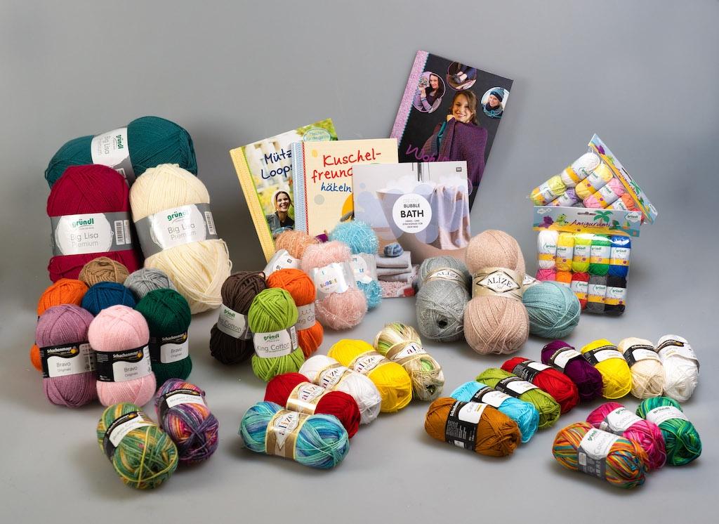 SEWA: Handarbeit - Wolle