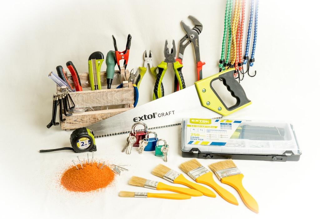 SEWA: Kreativität, Form & Farbe - Werkzeug