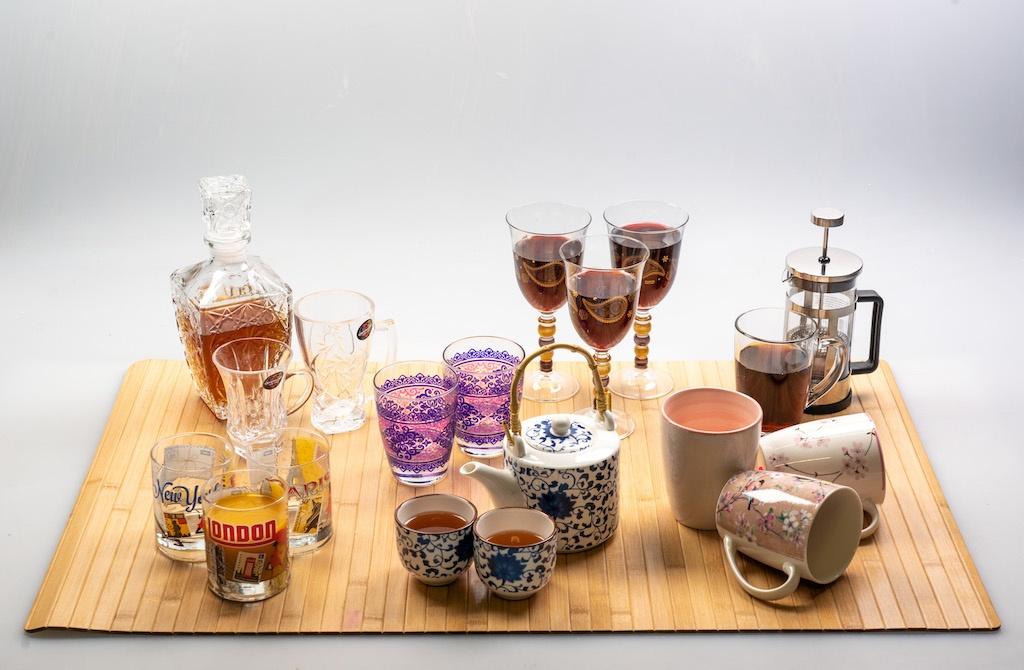 mittel & Haushalt - Gläser Tassen