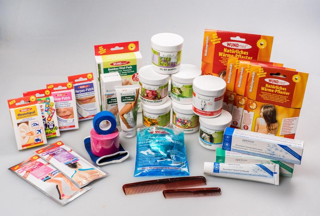 SEWA: LebensMittel & Haushalt - Körperpflege Creme