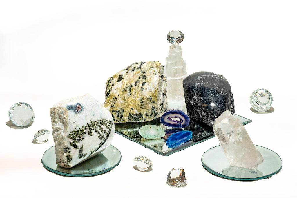 SEWA: Mineralienschatz - Steine