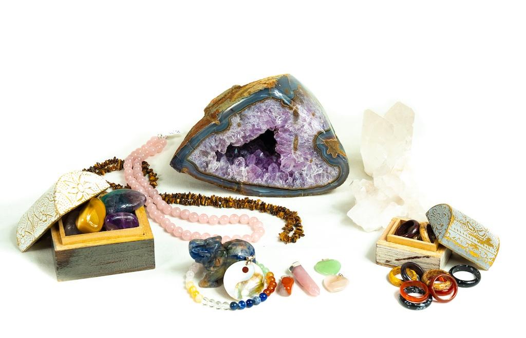 SEWA: Mineralienschatz