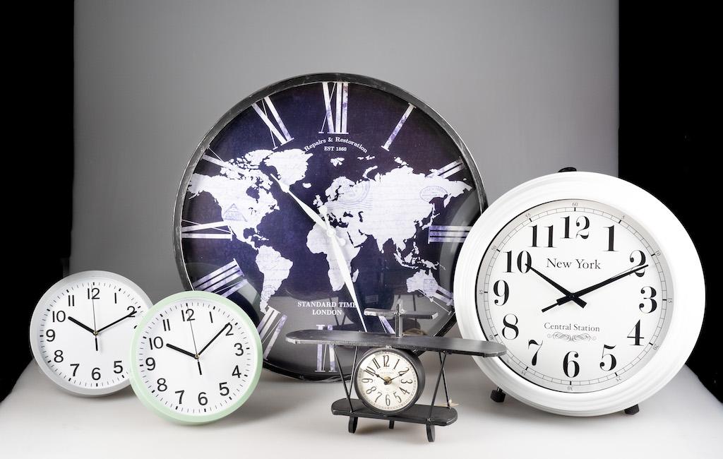 SEWA: Praktisches im Alltag - Uhren