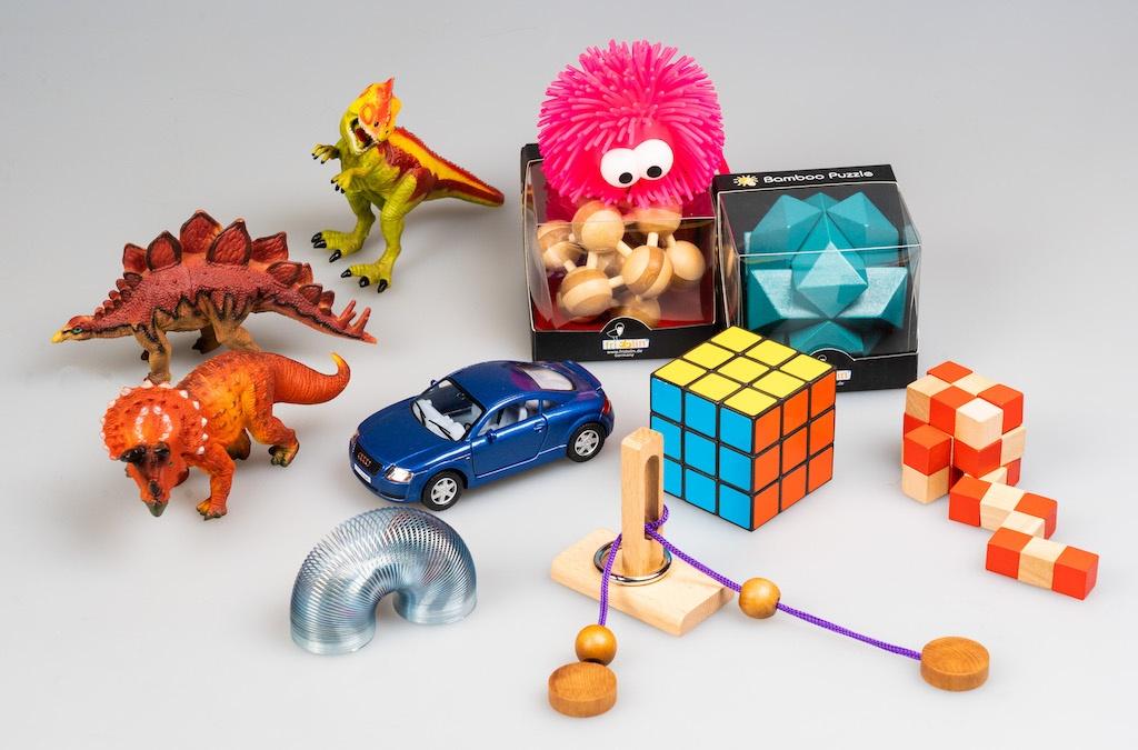 SEWA: Feiern & Freude schenken - Spielzeug