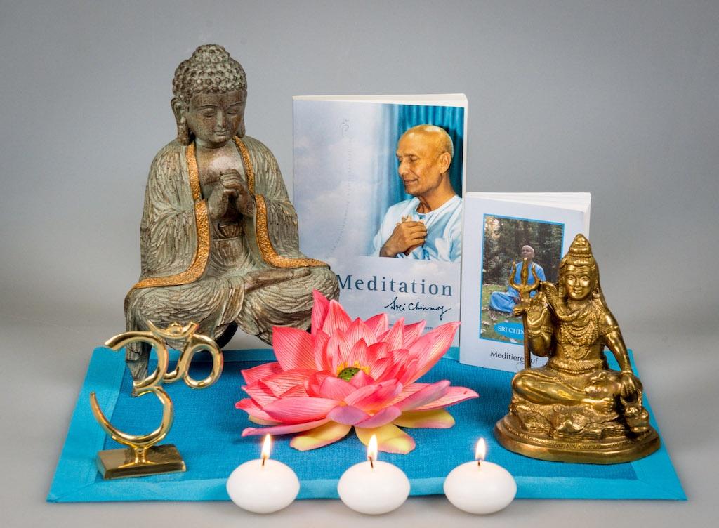SEWA: Kraft tanken & Zuhause - Meditation